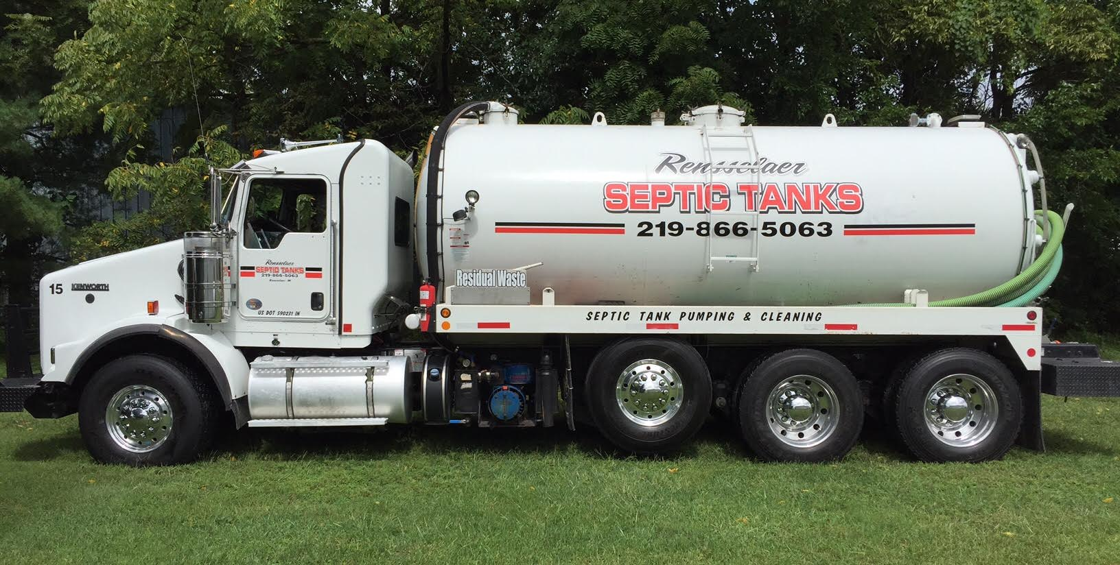 About Us | Rensselaer Septic | Indiana Concrete Septic Tanks